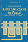 Fundamentals of data structures in Pascal (2nd Edition)