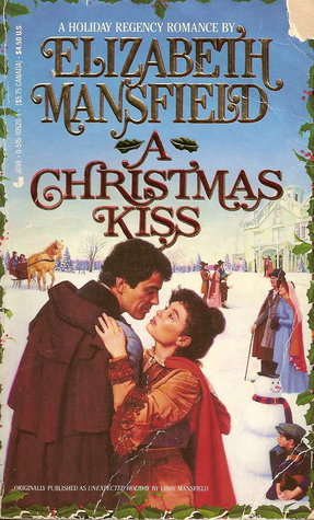Astounding A Christmas Kiss By Elizabeth Mansfield Reviews Discussion Easy Diy Christmas Decorations Tissureus