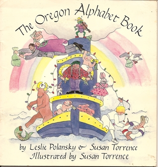 The Oregon Alphabet Book