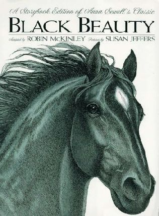 Black Beauty Storybook Edition by Robin McKinley