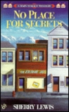 No Place for Secrets (Fred Vickery, #1)