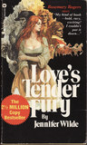 Love's Tender Fury by Jennifer Wilde
