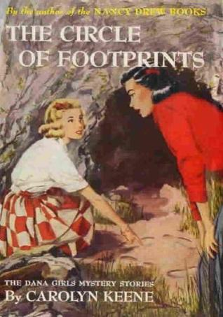 The Circle of Footprints by Carolyn Keene