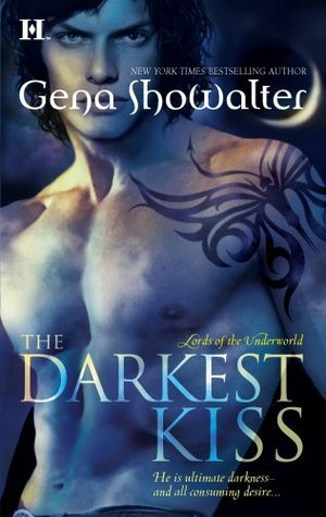 The Darkest Kiss (Lords Of The Underworld)
