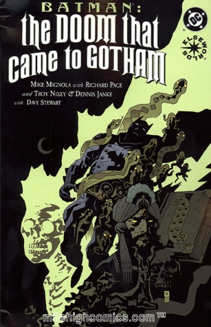 Batman: The Doom That Came to Gotham, Book 2 of 3