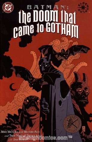 Batman: The Doom That Came to Gotham, Book 3 of 3