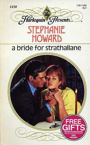 Bride For Strathallane (Harlequin Presents)