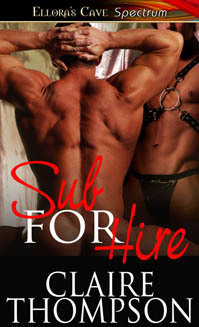 Sub for Hire by Claire Thompson