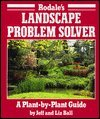 Rodale's Landscape Problem Solver by Jeff Ball