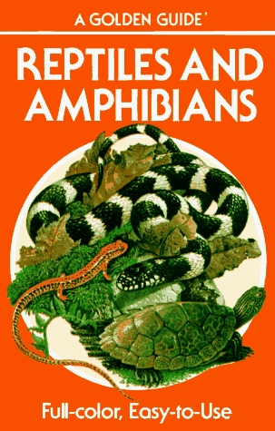 Reptiles and Amphibians: 212 Species in Full Color
