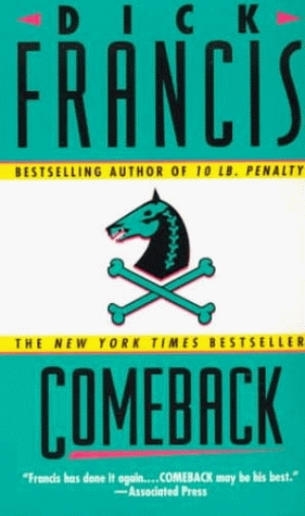Comeback by Dick Francis