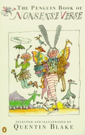 The Penguin Book of Nonsense Verse by Quentin Blake