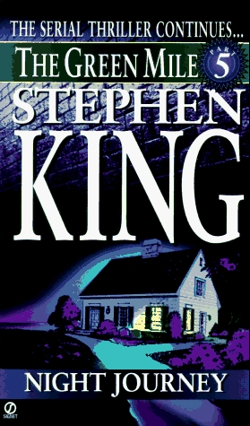 the green mile by stephen king essay Stephen king's magical negro problem isn't magical john-coffey-the-green-mile- 1999- 2017 note: i wrote this essay for union station.