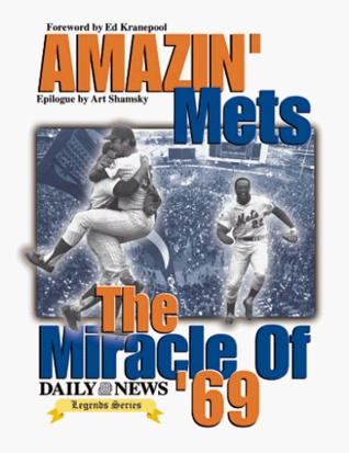 Amazin' Mets by Ted Patterson