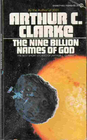 The Nine Billion Names of God by Arthur C. Clarke