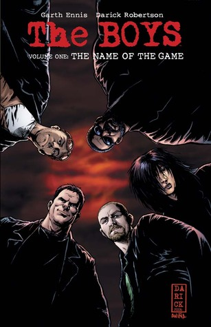 The Boys, Volume 1 by Garth Ennis