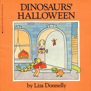 Dinosaurs' Halloween by Liza Donnelly