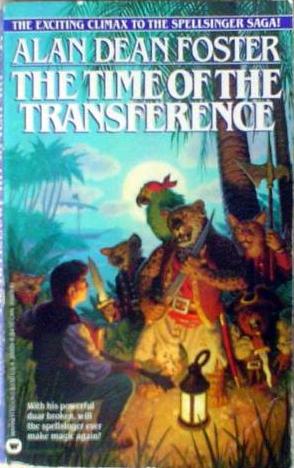 The Time of the Transference by Alan Dean Foster