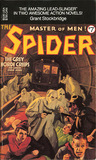 The Spider, Master of Men! #7 (Two Novels in One)