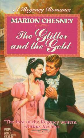 The Glitter and the Gold (Love, #10) (Endearing Young Charms #4)