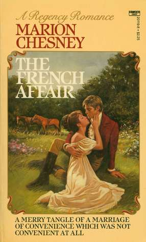 The French Affair (Love, #2) (Endearing Young Charms #1)
