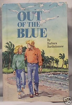 Out of the Blue by Barbara Bartholomew