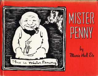 Mister Penny by Marie Hall Ets
