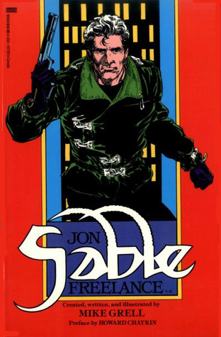 Jon Sable, Freelance by Mike Grell