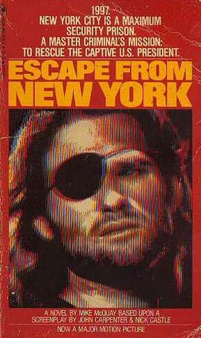 Escape From New York A Novel