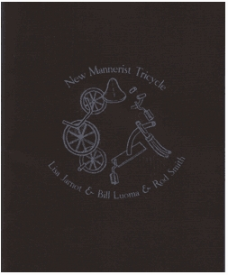 New Mannerist Tricycle by Lisa Jarnot
