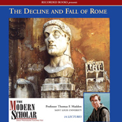 Decline and Fall of Rome  - Thomas F. Madden