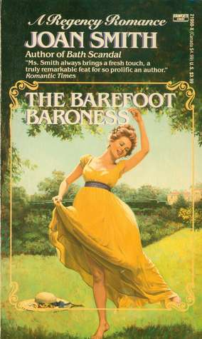 The Barefoot Baroness by Joan Smith