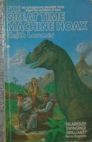 The Great Time Machine Hoax by Keith Laumer