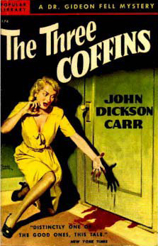 The Three Coffins by John Dickson Carr