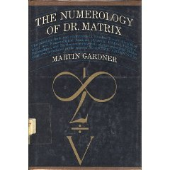 The Numerology of Dr. Matrix