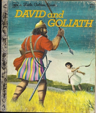 David and Goliath (a Little Golden Book)
