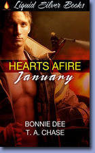 Hearts Afire by Bonnie Dee