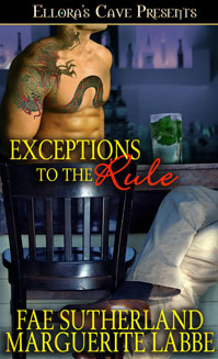 Exceptions to the Rule by Fae Sutherland