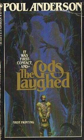 The Gods Laughed by Poul Anderson
