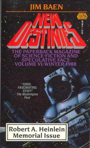 New Destinies Vol. 6: Winter, 1988