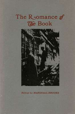 The Romance of the Book