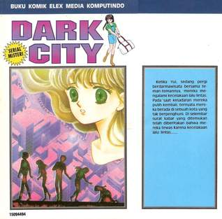 Dark City by Yoko Matsumoto