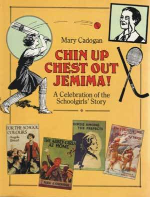 Chin Up, Chest Out, Jemima! by Mary Cadogan