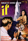 If Worlds of Science Fiction, March 1952 (Volume 1, No. 1)