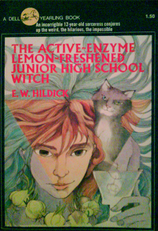 The Active-Enzyme, Lemon-Freshened Junior High School Witch