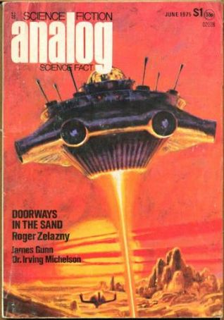 Analog Science Fiction and Fact, 1975 June