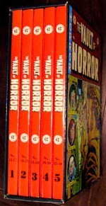 The Vault of Horror: Volumes 1 - 5