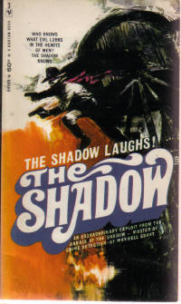 The Shadow Laughs! by Maxwell Grant