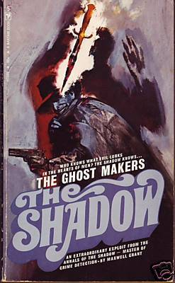 The Ghost Makers by Maxwell Grant