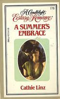 A Summer's Embrace (Candlelight Ecstasy Romance - 178)